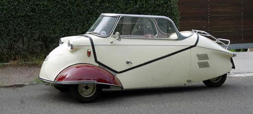 Car Messerschmitt KR 175