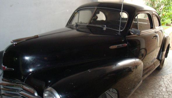 Auto Chevrolet Fleemaster 1947