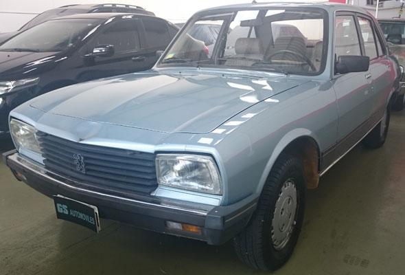 Car Peugeot 504 GRD 1985