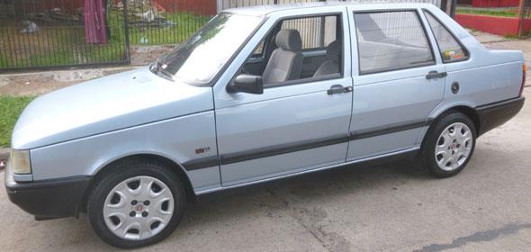 Car Fiat Duna SL