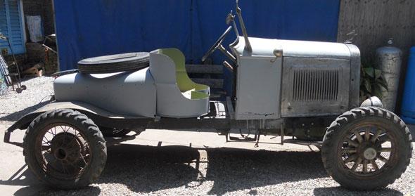 Car Whippet Baquet