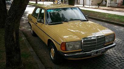 Car Mercedes Benz 230