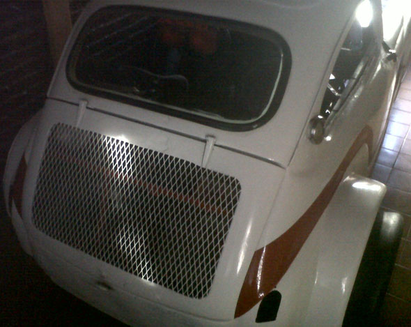 Auto Fiat 1973