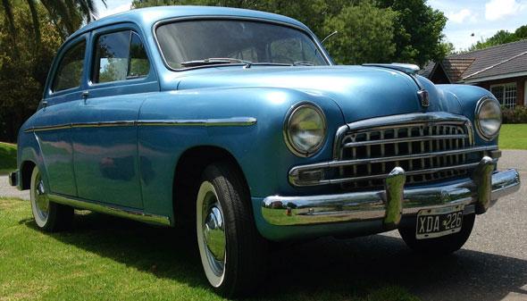 Auto Fiat 1900 A 1953