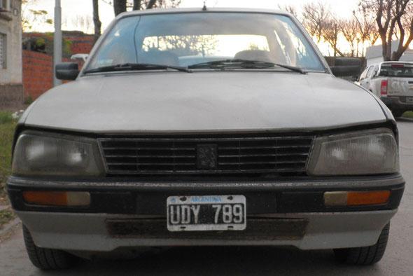 Auto Peugeot 505 SRD