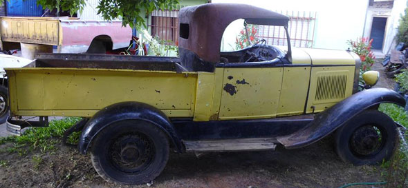 Auto Whippet 1927