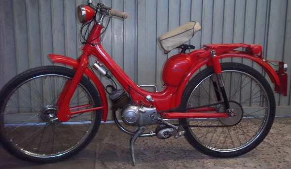 Moto Siambretta 48