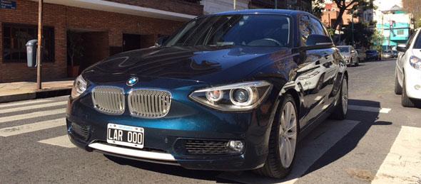 Auto BMW 118i