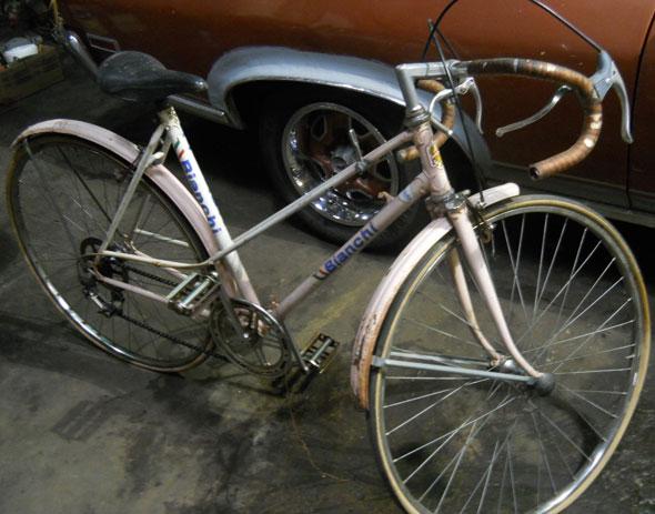 Bicicleta Bianchi Carrera