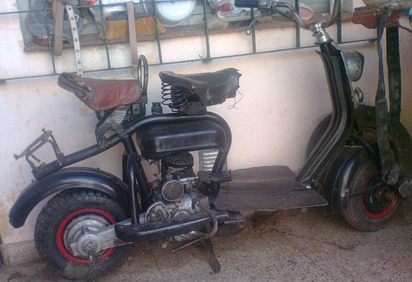Motorcycle Siam Standar