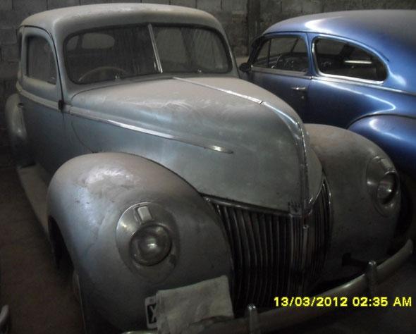 Auto Ford 1940 Standard
