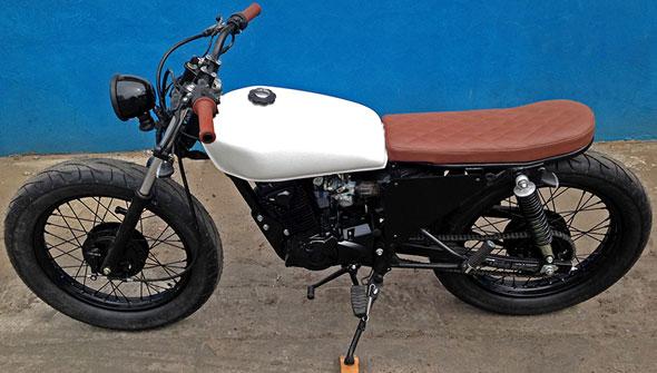 Motorcycle Honda CB1