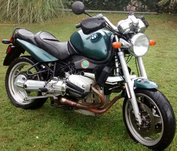 Moto BMW R1100R