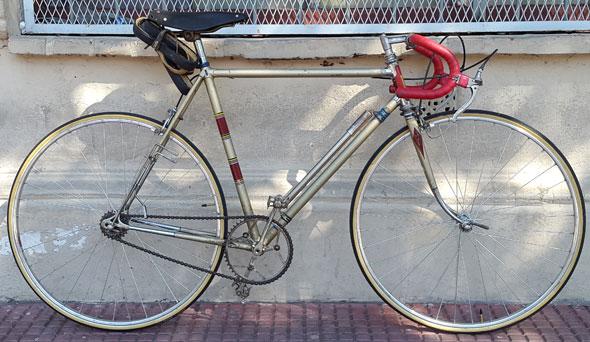 Bicicleta Frejus Campagnolo Corsa