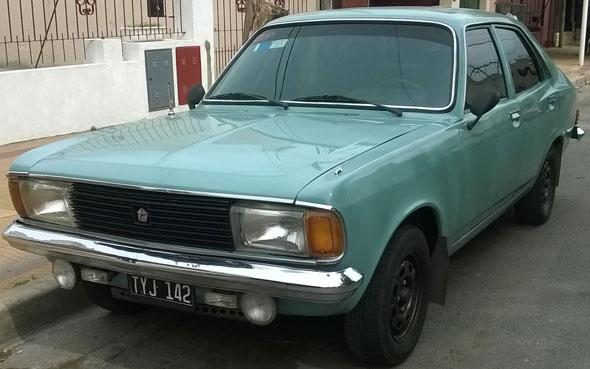 Car Dodge 1500 M1,8 1982