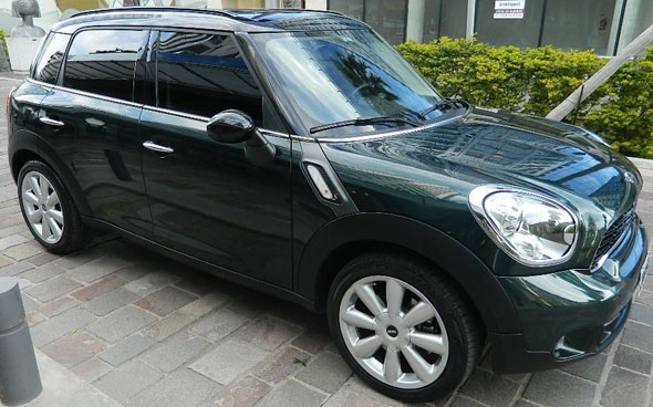 Auto Mini Countryman S Chili