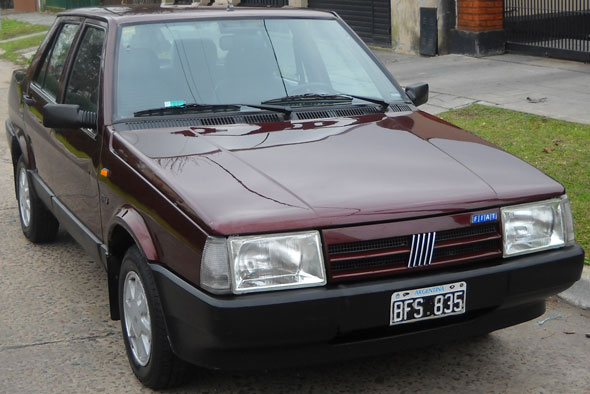 Car Fiat Regata