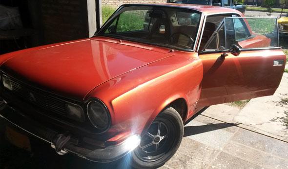 Auto Renault Torino TSX