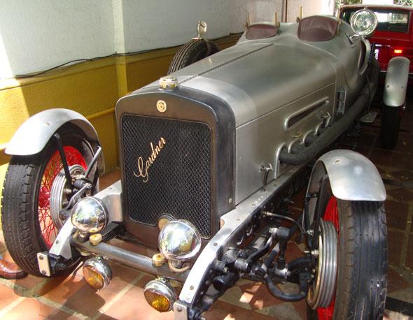 Car Gardner 1928