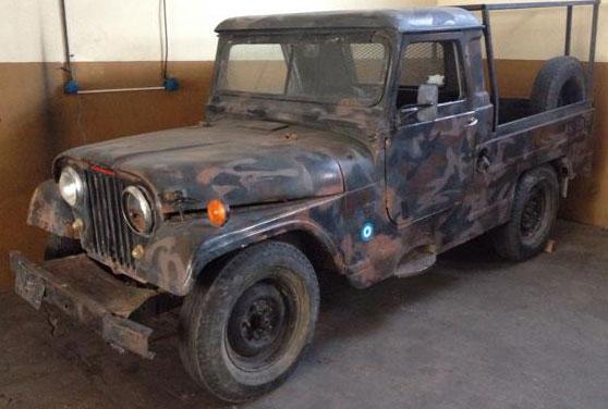 Car Jeep IKA