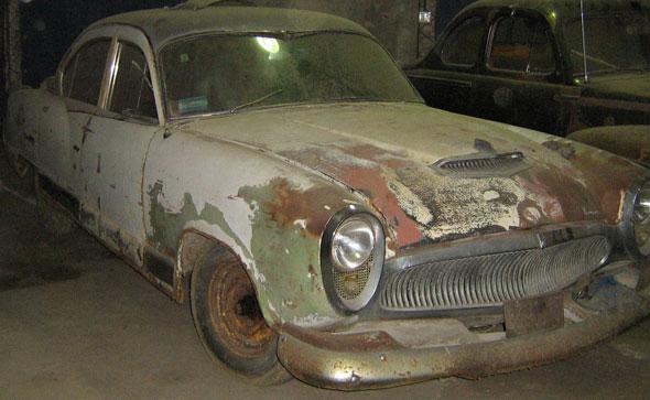 Car Kaiser Carabela 1959