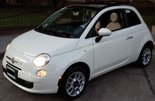 Auto Fiat 500