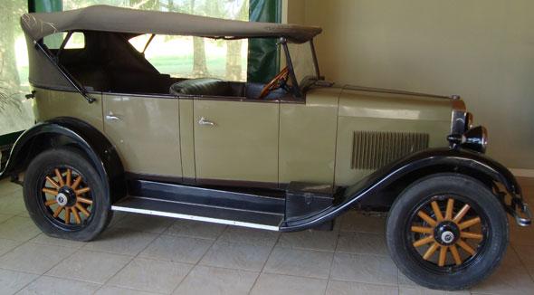 Car Studebaker 1928 Phaeton