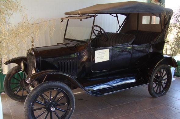 Car Ford T Phaeton