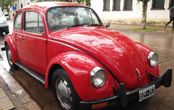 Auto Volkswagen 1975