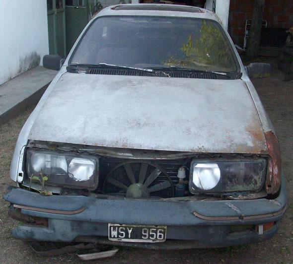 Auto Ford Sierra XR4I