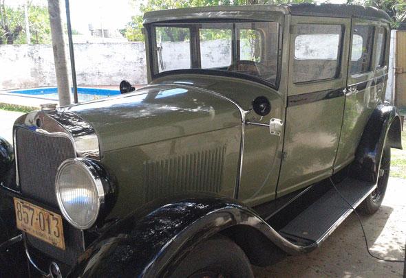 Auto Studebaker Erskine 1927