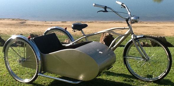 Bike Sidecar Bicicleta