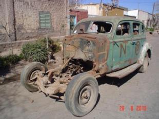 Car Buick Special 8 Cilíndros 1938