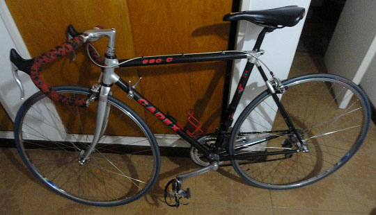 Bicicleta Giant Cadex 1994