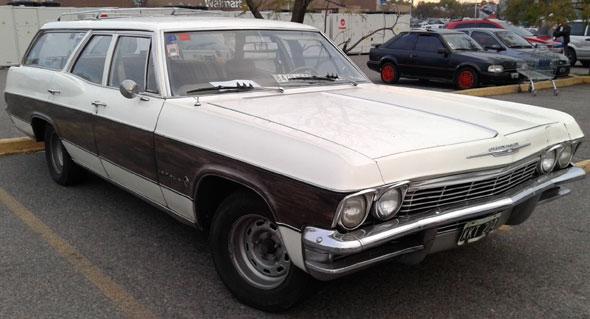 Auto Chevrolet Impala 1965