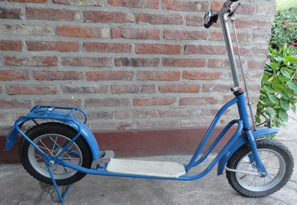 Bicicleta Hecklr 1930