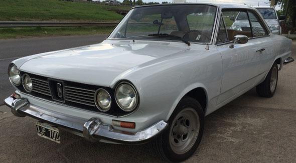 Car IKA-Renault Torino TS Coup� 1971