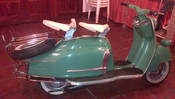 Moto NSU Prima 175 1957