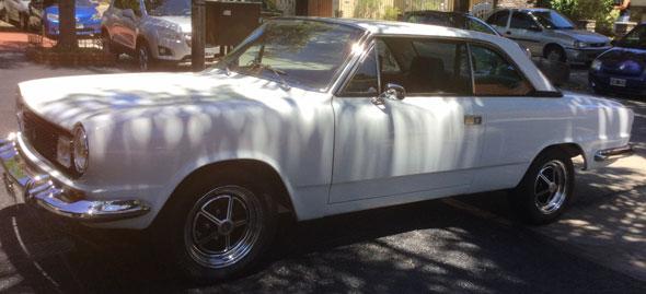 Car Torino TSX 1978