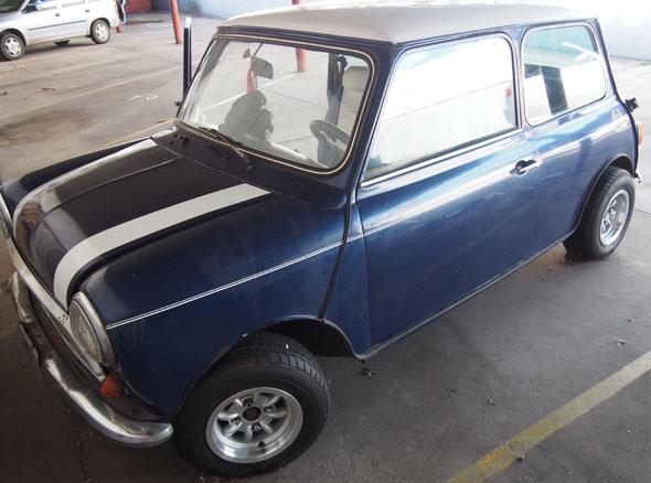 Auto Austin Morris Mini 1000 HL