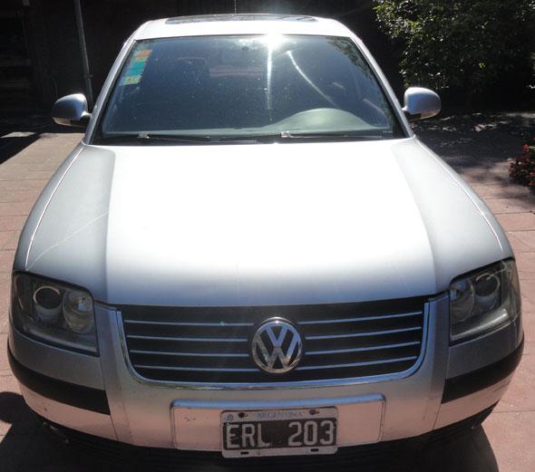 Car Volkswagen Passat 1.8t
