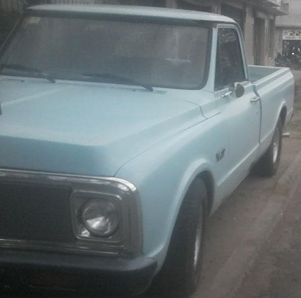 Car Chevrolet 1971