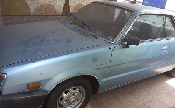 Auto Subaru GLF5