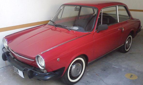 Auto Fiat 800