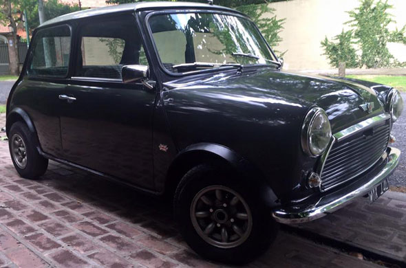 Auto Mini 1000 HL 1980