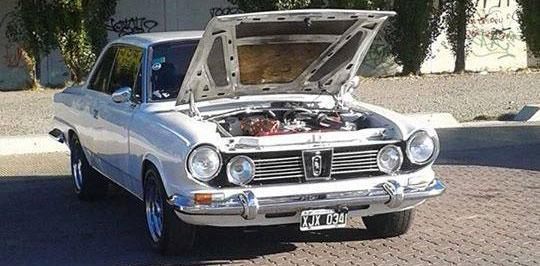 Car Renault Torino Coupé TS