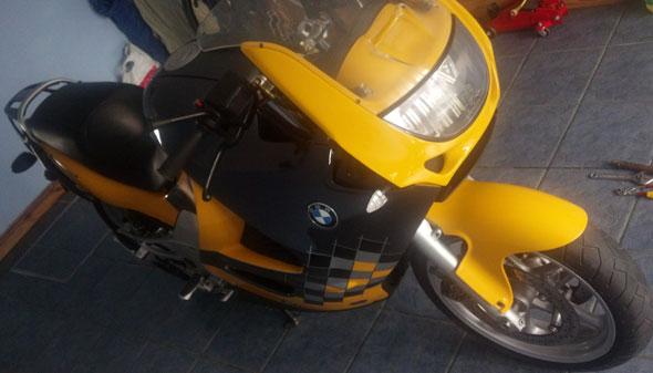 Auto BMW 2000 K1200 RS