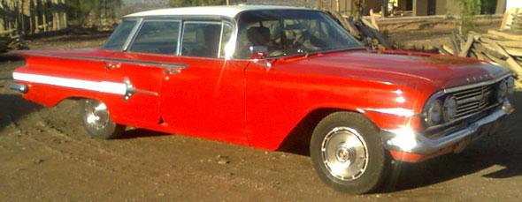 Auto Chevrolet Impala