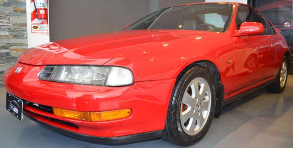Auto Honda Prelude S 1993