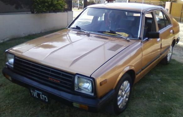 Car Datsun 120 A